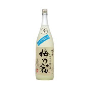 梅乃宿(うめのやど) 吟 季節限定酒 1800ml(要冷蔵) (日本酒/奈良県/梅乃宿酒造)|ono-sake