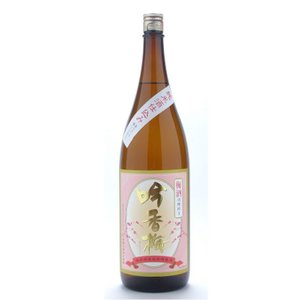 お酒 吟香梅(ぎんこうばい) 1800ml|ono-sake