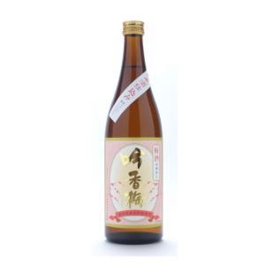 お酒 吟香梅(ぎんこうばい) 720ml|ono-sake