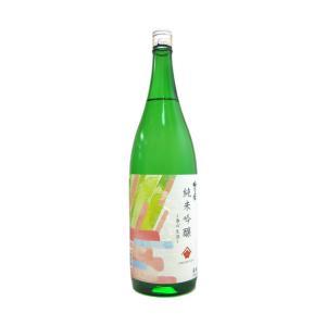 梅乃宿(うめのやど) 春の生酒 純米吟醸 1800ml(要冷蔵) (日本酒/奈良県/梅乃宿酒造)|ono-sake