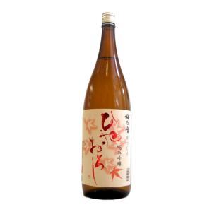 梅乃宿(うめのやど) 山廃純米吟醸 ひやおろし 1800ml (日本酒/奈良県/梅乃宿酒造)|ono-sake