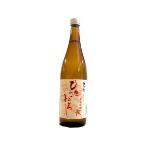 梅乃宿(うめのやど) 山廃純米吟醸 ひやおろし 720ml (日本酒/奈良県/梅乃宿酒造)|ono-sake