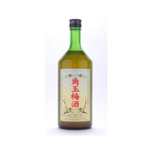 母の日 2018 プレゼント お酒  角玉梅酒(かくたまうめしゅ) 750ml|ono-sake