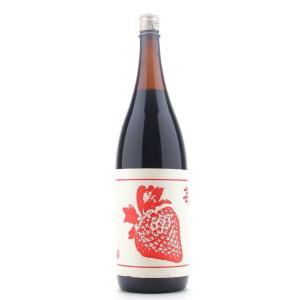 苺(いちご) 飛鳥るびー 原酒 1800ml|ono-sake