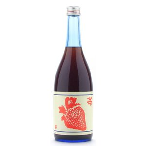 苺(いちご) 飛鳥るびー 原酒 720ml|ono-sake