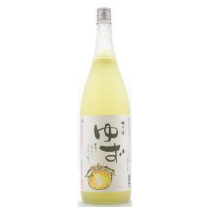 ゆず 1800ml 柚子酒|ono-sake