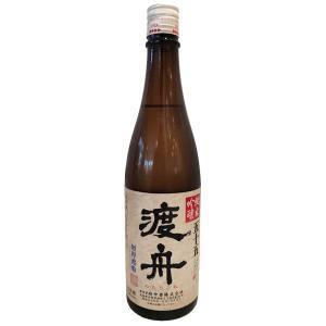 渡舟  (わたりぶね)  純米吟醸濾過前五十五 720ml  (要冷蔵)    (日本酒/茨城県/府中誉酒造)   お酒|ono-sake