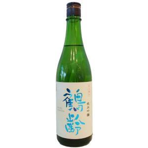 鶴齢(かくれい) 純米吟醸 火入れ 720ml 越淡麗 (日本酒/新潟県/青木酒造)|ono-sake
