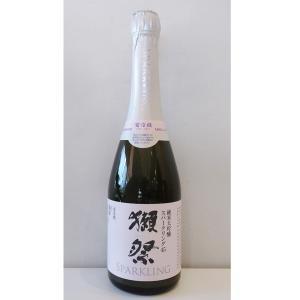 獺祭だっさい発泡にごり50純米大吟醸720ml山口県旭酒造(要冷蔵) お酒|ono-sake