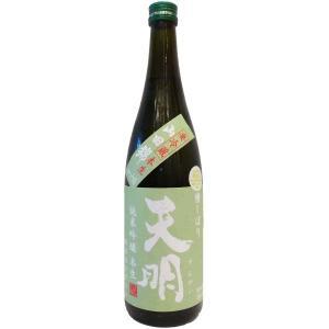 天明(てんめい)純米吟醸無濾過本生720ml(要冷蔵)(/福島県/曙酒造) お酒|ono-sake