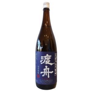 渡舟(わたりぶね)しぼりたて生吟1800ml(要冷蔵)(/茨城県/府中誉酒造) お酒|ono-sake