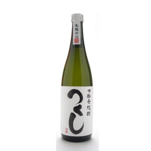 つくし 黒麹仕込み 白ラベル 720ml (麦焼酎/福岡県/西吉田酒造)|ono-sake
