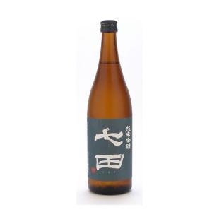 七田(しちだ) 純米吟醸 無濾過 720ml (日本酒/佐賀県/天山酒造)|ono-sake