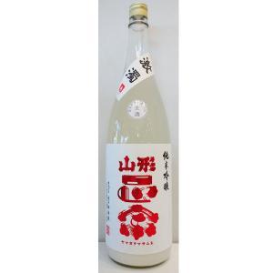 山形正宗(やまがたまさむね) 純米吟醸 激濁(げきだく) 1800ml(要冷蔵) (日本酒/山形県/水戸部酒造) ono-sake