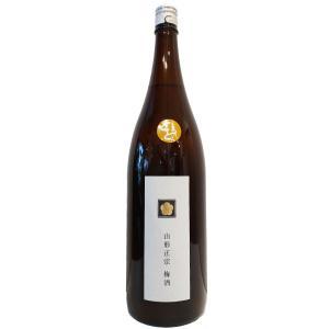 山形正宗(やまがたまさむね) とろとろ梅酒 1800ml|ono-sake