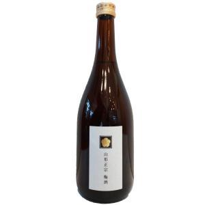 山形正宗(やまがたまさむね) 梅酒 720ml (日本酒/山形県/水戸部酒造)|ono-sake