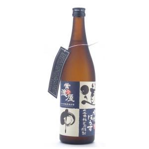 宇佐ぼうず 道中(どうちゅう) 麦焼酎 25°720ml (麦焼酎/大分県/常徳屋酒造場)|ono-sake