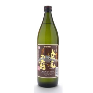 紫尾の露(しびのつゆ) 甕仕込み 900ml (芋焼酎/鹿児島県/軸屋酒造)|ono-sake