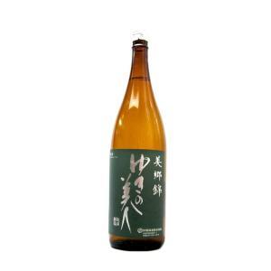 ゆきの美人(ゆきのびじん) 美郷錦 純米吟醸 1800ml (日本酒/秋田県/秋田醸造)|ono-sake