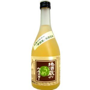 地酒蔵の梅ウイスキー 22°500ml|ono-sake