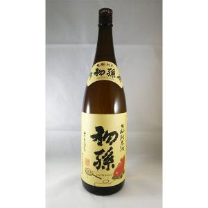 初孫 生もと純米酒 1.8L  |onochou