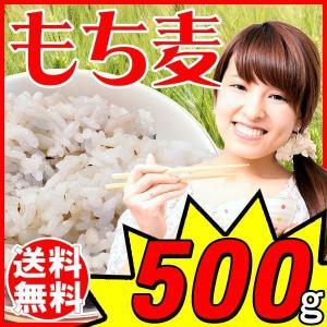 セール もち麦 大麦 もちむぎ  500g×1袋  βグルカ...