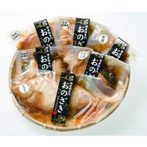 漁師煮詰合せ 〜特製煮汁で煮込んだ自慢の味わい〜 onozaki