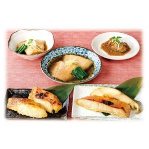 奥の松大吟醸 西京漬・煮魚詰合せセット|onozaki