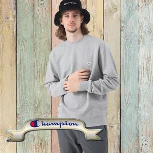 クルーネックスウェットシャツ 17FW ベーシック チャンピオン(C3-C019)