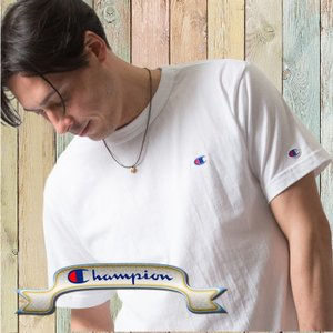 チャンピオンTシャツTシャツ 18SS ベーシック チャンピオン(C3-H359))