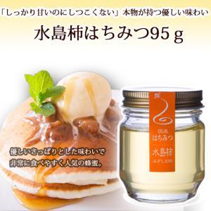 国産水島柿ハチミツ95g ooba-beekeeping