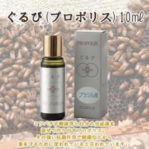ぐるび(プロポリス)10ml ooba-beekeeping