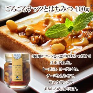 ごろごろナッツとはちみつ ooba-beekeeping
