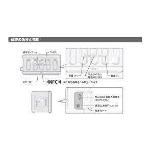 送料無料 Bluetooth スピーカー NF...の詳細画像5