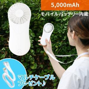 ハンディファン 扇風機 ハンディ USB 手持ち 携帯 充電式 ハンディ扇風機