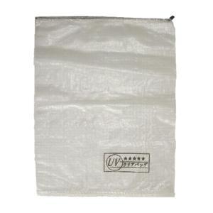 UV土のう クリア土のう袋 200枚 厚手土のう 中身の見える土のう  送料無料|oochi-works