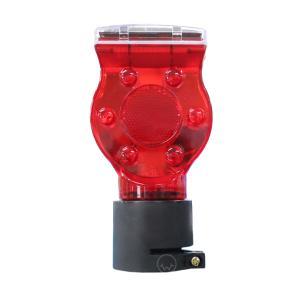 ソーラー工事灯 赤 10個セット 保安灯 ソーラー式 送料無料|oochi-works