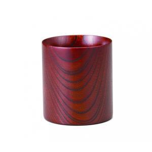 Keyaki Mug Cup レッド