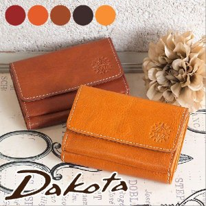 ダコタ Dakota 三つ折り財布 3つ折財布 財布 サイフ レディース フォンス 0035890 0034890 ookawabag