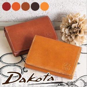 ダコタ Dakota 二つ折り財布 2つ折財布 財布 サイフ レディース フォンス 0035891 0034891 ookawabag