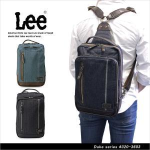 リー Lee 2WAYボディバッグ/リュックサック デューク Duke 320-3603|ookawabag