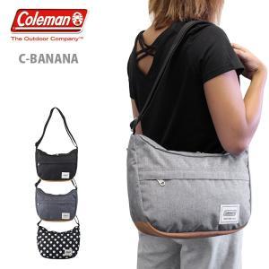 コールマン Coleman ショルダーバッグ C-BANAN SHOULDER シーバナナショルダー c-banana|ookawabag