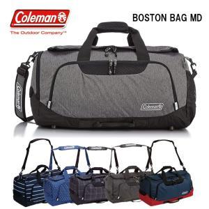 コールマン 2WAYボストンバッグ メンズ レディース 50L Mサイズ 修学旅行 Coleman Boston Bag MD COLORS カラーズ|ookawabag