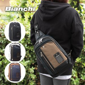 ビアンキ Bianchi ボディバッグ/ワンショルダーバッグ TBPIシリーズ TBPI12|ookawabag