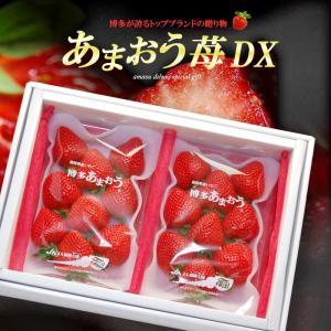 博多あまおう苺DX(270g×2P)福岡産 いちご イチゴ ...