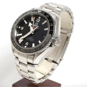 オメガ OMEGA シーマスター プラネットオーシャン GMT 232.30.44.22.01.001 自動巻き ブラック メンズ 腕時計(未使用)|ookura7815|04