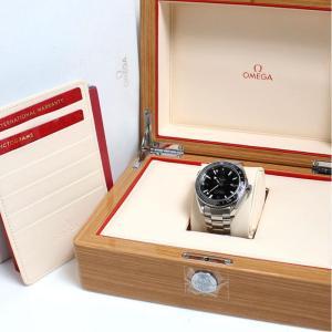 オメガ OMEGA シーマスター プラネットオーシャン GMT 232.30.44.22.01.001 自動巻き ブラック メンズ 腕時計(未使用)|ookura7815|06