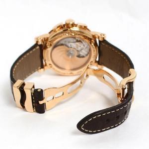 ブレゲ Breguet マリーン2 クロノグラフ 5827BR/Z2/5ZU 自動巻き PG無垢 メンズ 腕時計(中古)|ookura7815|03
