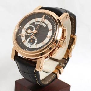ブレゲ Breguet マリーン2 クロノグラフ 5827BR/Z2/5ZU 自動巻き PG無垢 メンズ 腕時計(中古)|ookura7815|04