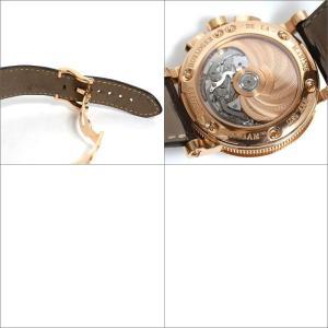 ブレゲ Breguet マリーン2 クロノグラフ 5827BR/Z2/5ZU 自動巻き PG無垢 メンズ 腕時計(中古)|ookura7815|06